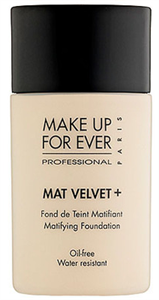 Make Up Forever Mat Velvet + Matifying Alapozó