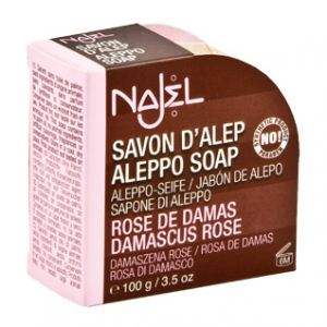 Najel Aleppói Szappan - Rózsa
