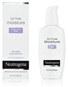 Neutrogena Oil-Free Moisture For Sensitive Skin