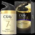 Olay Total Effects 7in1 Anti-Ageing Éjszakai Feszesítő Arcápoló