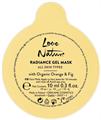Oriflame Love Nature Ragyogást Fokozó Zselés Arcmaszk Minden Bőrtípusra