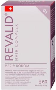 Revalid Hair Complex Étrend-Kiegészítő Kapszula
