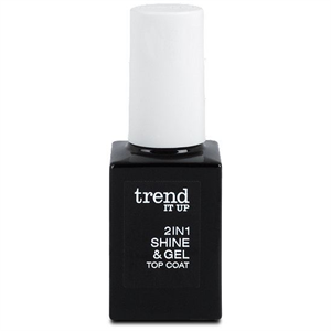 Trend It Up 2In1 Shine & Gel Top Coat