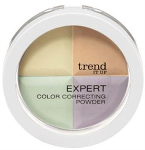 Trend It Up Expert Color Correcting Powder