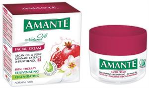 Amante Bőrfeszesítő & Regeneráló Arckrém Normál Bőrre