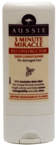aussie 3 Minute Miracle Reconstructor Deep Conditioner For Damaged Hair