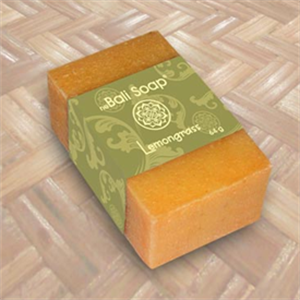 Bali Soap Citromfű Illatú Bali Szappan