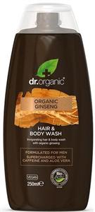 dr. Organic Ginseng Hair & Body Wash