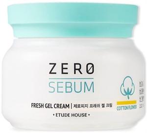 Etude House Zero Sebum Fresh Gel Cream