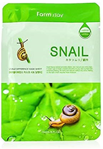 Farm Stay Visible Difference Snail Mask Sheet