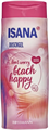 Isana Duschgel Don't Worry Beach Happy