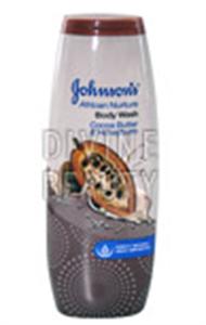 Johnson's African Nurture Cocoa Butter&Honeybush Tusfürdő