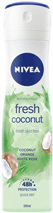 Nivea Fresh Coconut Dezodor Spray