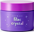 Peach Slices Lilac Crystal Brightening Shimmer Peel-Off Mask