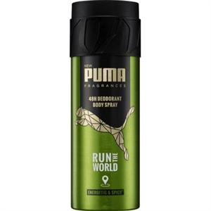 Puma Spray Run The World Deo Spray