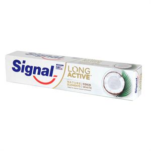 Signal Long Active Nature Elements Coco White Fogkrém