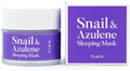 TIA'M Snail & Azulene Sleeping Mask