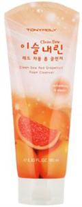 Tonymoly Clean Dew Red Grapefruit Foam Cleanser