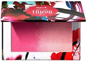 Avon Mark Oh So Tokyo Ombre Pirosító és Highlighter