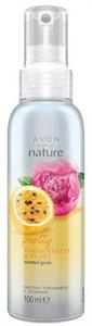 Avon Naturals Maracuja és Bazsarózsa Testpermet