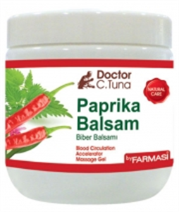 Dr. C. Tuna Paprika Balzsam