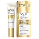 Eveline Cosmetics Gold Lift Expert Luxus Szemkörnyékápoló Krém 24k Arannyal