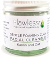 Flawless Gentle Foaming Clay Facial Cleanser