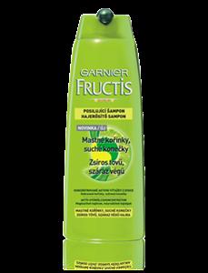 Garnier Fructis Sampon Zsíros Tövű, Száraz Végű Hajra