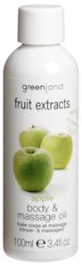 Greenland Fruit Extracts Masszázsolaj Alma