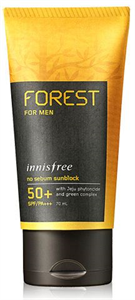 Innisfree Forest For Men No-Sebum SPF50+ / PA+++ Fényvédő