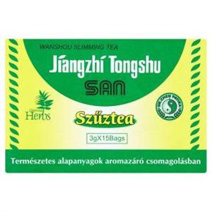 Dr. Chen Patika iangzhi Tongshu San Szűztea Teakeverék