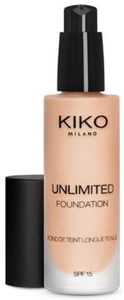 Kiko Unlimited Foundation SPF15