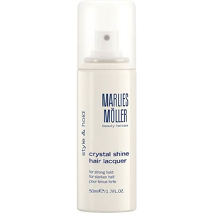 Marlies Möller Style & Hold Crystal Hair Lacquer Spray