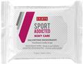 Pupa Sport Addicted Deodorant Wipes
