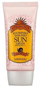 Saint Peau Eco-Friendly Snail Sun Cream