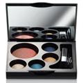 Sonya Sky Baked Shimmery Eyeshadows & Blush Palette Sky