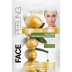 Vollaré Cosmetics Olive Extract Fine-Grained Facial Scrub Arcradír