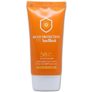 3W Clinic Multi Protection UV Sun Block SPF50+ / PA+++