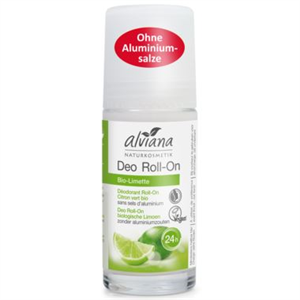 Alviana Bio-Limette Golyós Deo