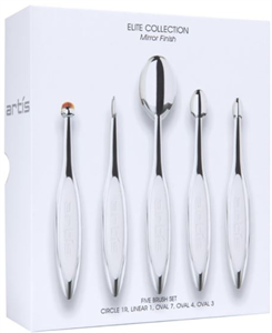 Artis Makeup Brushes Elite Collection Mirror Finish