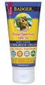 Badger Balm LSF30 Sunscreen Cream Lavender