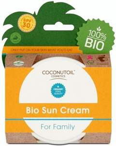 Coconutoil Cosmetics Bio Sun Cream For Family