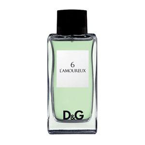 Dolce&Gabbana 6 L' Amoureux EDT