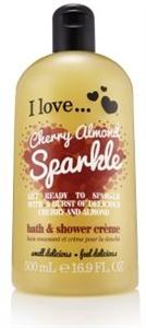 I Love... Cherry Almond Sparkle Tusfürdő