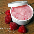 AmbrosiaKertje Málnás Testjoghurt
