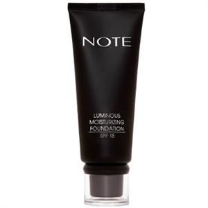 NOTE Cosmetics Luminous Moisturizing Alapozó