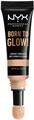 NYX Professional Makeup Born To Glow! Radiant Concealer Folyékony Korrektor