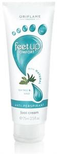 Oriflame Feet Up Comfort Izzadásgátló Lábkrém