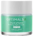 Oriflame Optimals Hydra Matte Mattító Éjszakai Krém Zsíros Bőrre