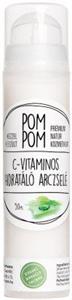 PomPom C-Vitaminos Hidratáló Arczselé